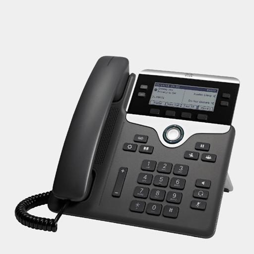 Cisco Cp 7841 K9 Ip Phone