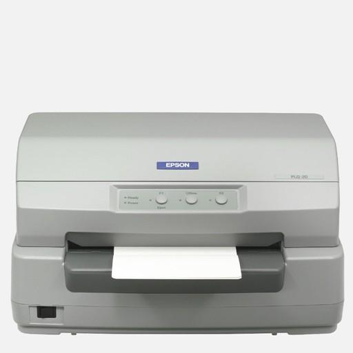 Passbook Printer Plq 20