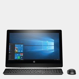 HP Pro One  400 G3 i3  None Touch All In One PC