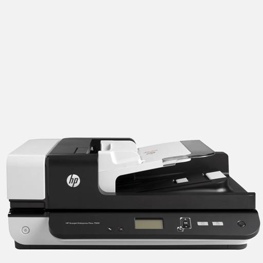 Hp Scanjet Enterprise 7500 Scanner