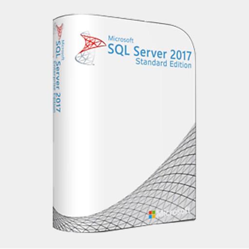 Microsoft SQL Server Standard 2017 (Server+CAL)