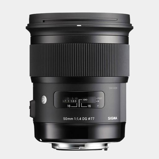 Sigma Af 50mm F 1 4 Dg Hsm Art Lens For Sony A